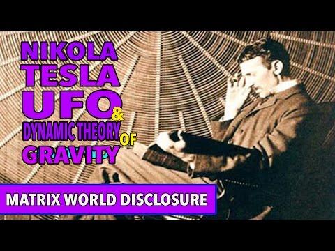 Nikola Tesla : UFO and Dynamic Theory of Gravity 2016