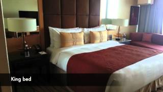 My Deluxe Room at Marina Bay Sands Singapore