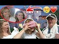 MY FAMILY REACTS TO THE NEW ALBOE HOUSE!! **EMOTIONAL THEY CRIED**