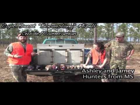 Upland Bird Hunting In Mississippi