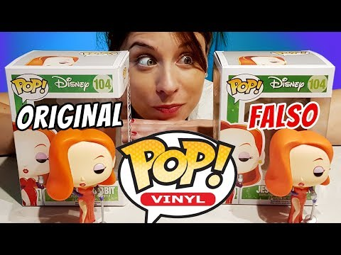 FUNKO POP  Original Vs Copia ¡Cómo identificarlos ¿A favor o en contra de las réplicas?