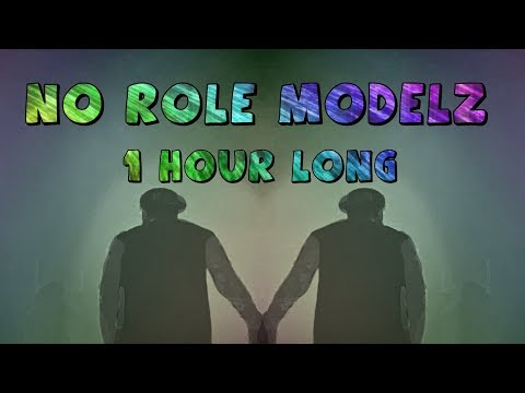 J cole-No Role Modelz (1 hour loop)(bass boosted)(deja vu music audio visualizer)