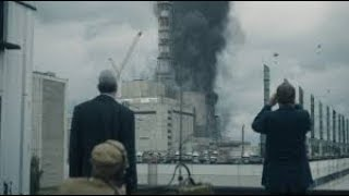 Chernobyl (2019) - It's not 3 Roentgen it is 15000 scene.