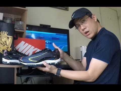 OG Grail From 1999!! Nike Air Max Deluxe Unboxing Review