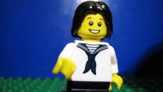 LEGOで「あたりまえ体操」part2