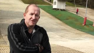 Eddie 'The Eagle' Edwards Interview