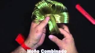 Repeat youtube video 12.- Lazos y Moños Decorativos