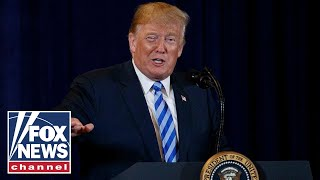 Trump speaks at White House State Leadership Day Conference