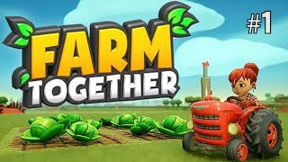 Twitch Livestream | Farm Together w/Tina Part 1 [PC]