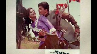 Gambar cover R D Burman - Gulabi Aankhen - The Train - Mohammad Rafi