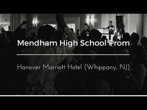DJ VLOG #81: West Morris Mendham High School Prom - Hanover Marriott Hotel (Whippany, NJ)