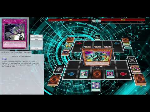 ygopro using witch's strike