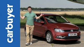 Volkswagen Polo hatchback 2014 review - Carbuyer