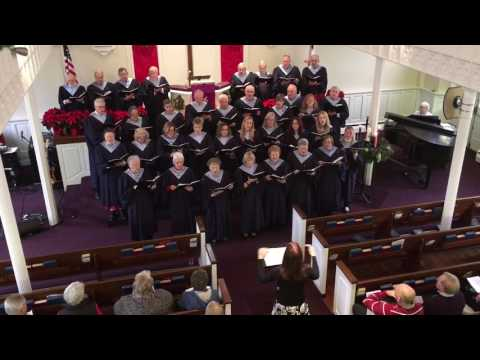 NWPC Choir Performs Alleluia! Christ Is Born! - December 11, 2016