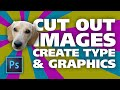 Photoshop: Cut Out Images, Create Graphics & Type (by making a meme)
