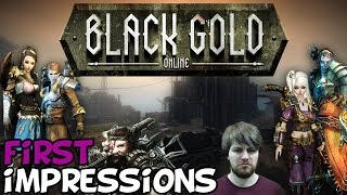 "Black Gold Online First Impressions ""Is It Worth Playing?"""