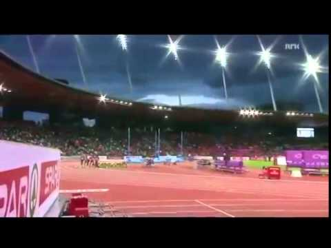 Zurich 13 août 2014 Championnats d'europe 10 000m hommes