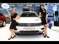 VW VLOG #25: Как мы запускали Новый Tiguan 2017, диагональное вывешивание, робот. Юбилейный выпуск!