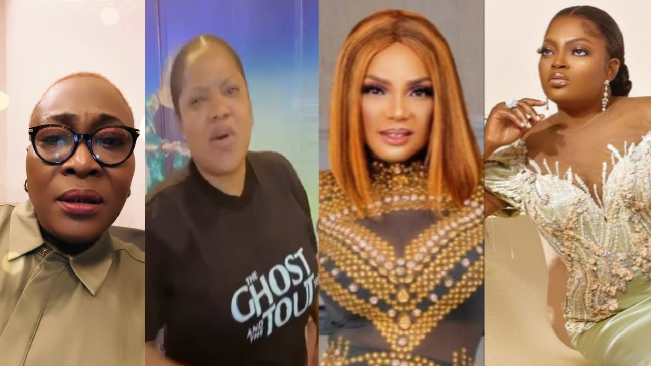 Download ESABOD REACTS AS IYABO OJO BLASTS FUNKE AKINDELE FOR PAYING BLOGS TO DEVALUE TOYIN ABRAHAM NEW MOVIE
