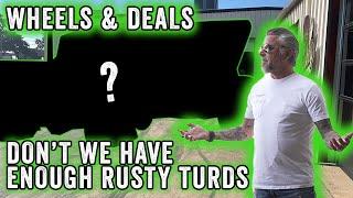 Why you always buy junk, Richard Rawlings? - Gas Monkey Garage & Richard Rawlings