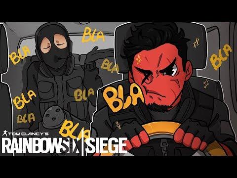 Rainbow Six: Siege | DON'T MAKE ME TURN THIS CAR AROUND! (RwR) R6