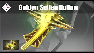 Dota 2 - Golden Sullen Hollow - Necrophos ( Golden Trove Carafe 2015 )