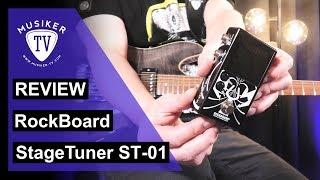 RockBoard StageTuner ST-01 - Review
