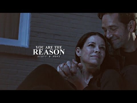 Scott & Hope | You Are The Reason