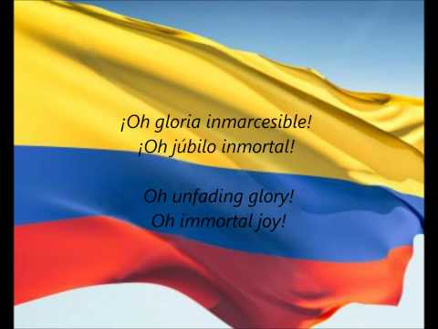 Colombian National Anthem -