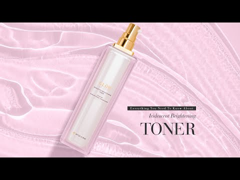 Everything You Need To Know About GLOW Iridescent Brightening Toner | How To | MyGlamm