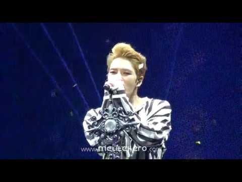 170122 김재중 Rebirth of J :: Breathing