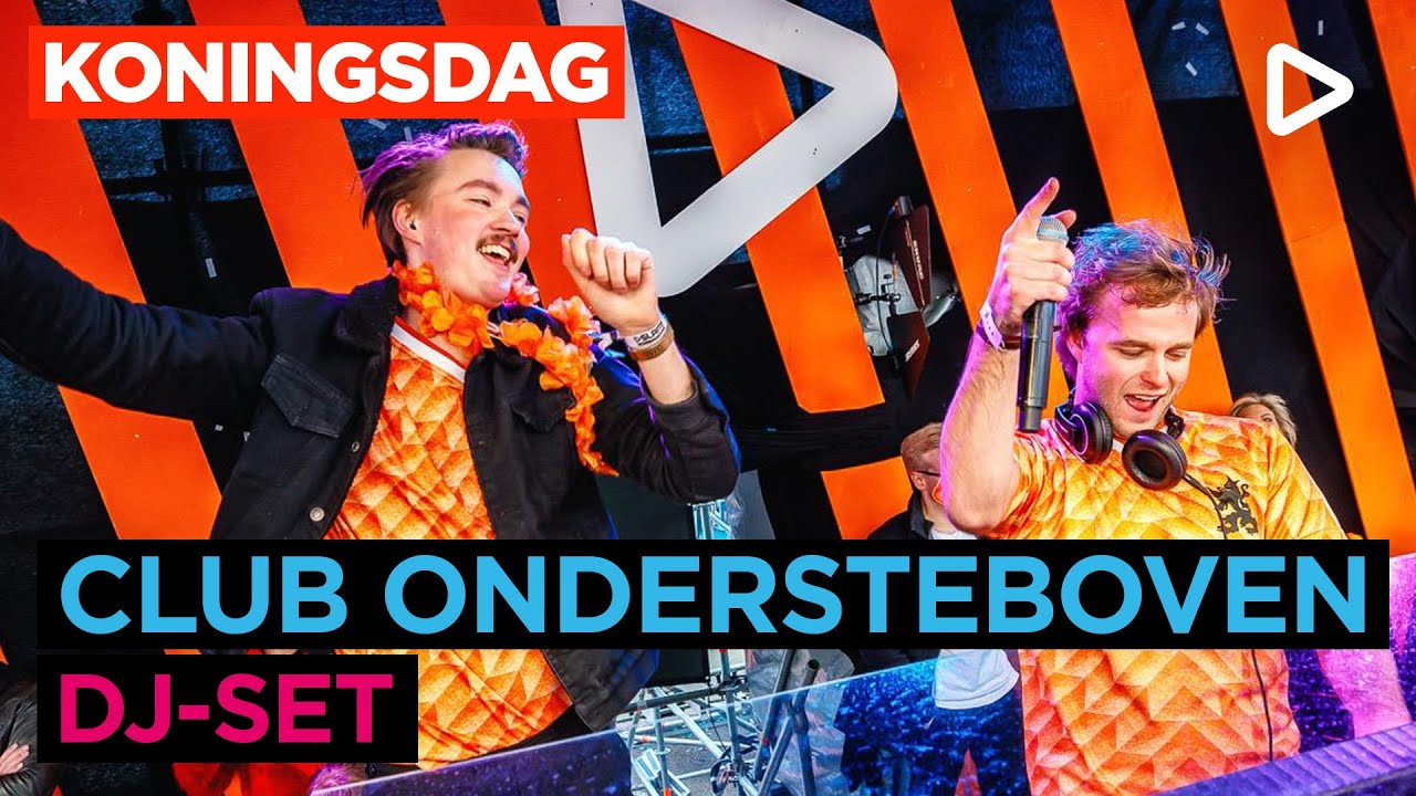 Download Club Ondersteboven (DJ-set) | SLAM! Koningsdag 2019