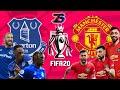 เอฟเวอร์ตัน🍬 ปะทะ แมนยู😈🔴  | FIFA 20 | พรีเมียร์ลีก[นัดที่27] | ไปไป่ไป❗❗
