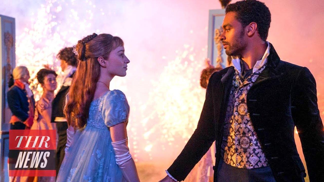 'Bridgerton' Surpasses 'The Witcher' as Netflix's Most-Watched Series Ever | THR News