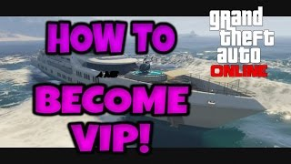 GTA 5 Online How to become VIP, Extra RP, Fast Money & Organisation Perks! (GTA 5 Online DLC).