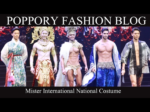 [Full HD] Mister International National Costume ชุดประจำชาติ | VDO BY POPPORY