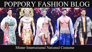 [Full HD] Mister International National Costume ชุดประจำชาติ | VDO BY POPPORY