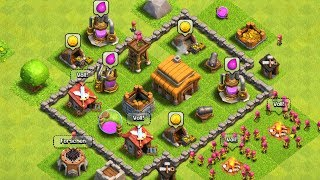 ALLE MAUERN upgraden! - Let's Play Clash of Clans #04