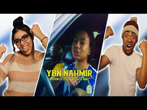 YBN Nahmir - Bounce Out With That (Dir. by @_ColeBennett_) REACTION VIDEO | TAY K & NAHMIR BEEF 😱🔥