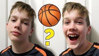 🏀 Did Bryce Make The School Basketball Team? | Clintus.tv