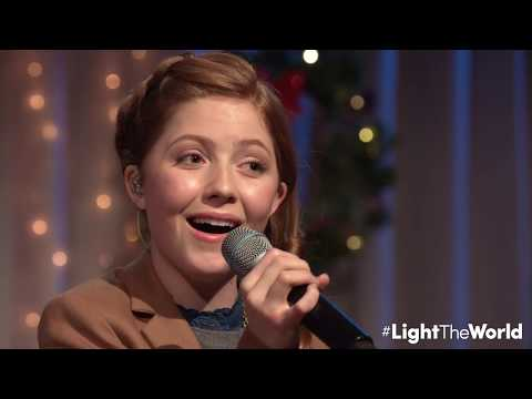 Lexi Walker & The Piano Guys - O Holy Night (Live At Light The World Christmas Concert 2017)