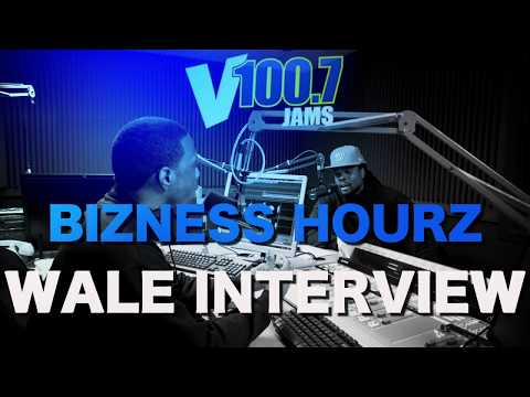 "Wale Full Interview on ""The Bizness Hourz"" 5-19-17"