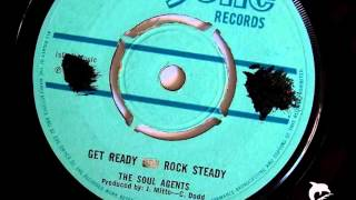 The Soul Agents - Get Ready It