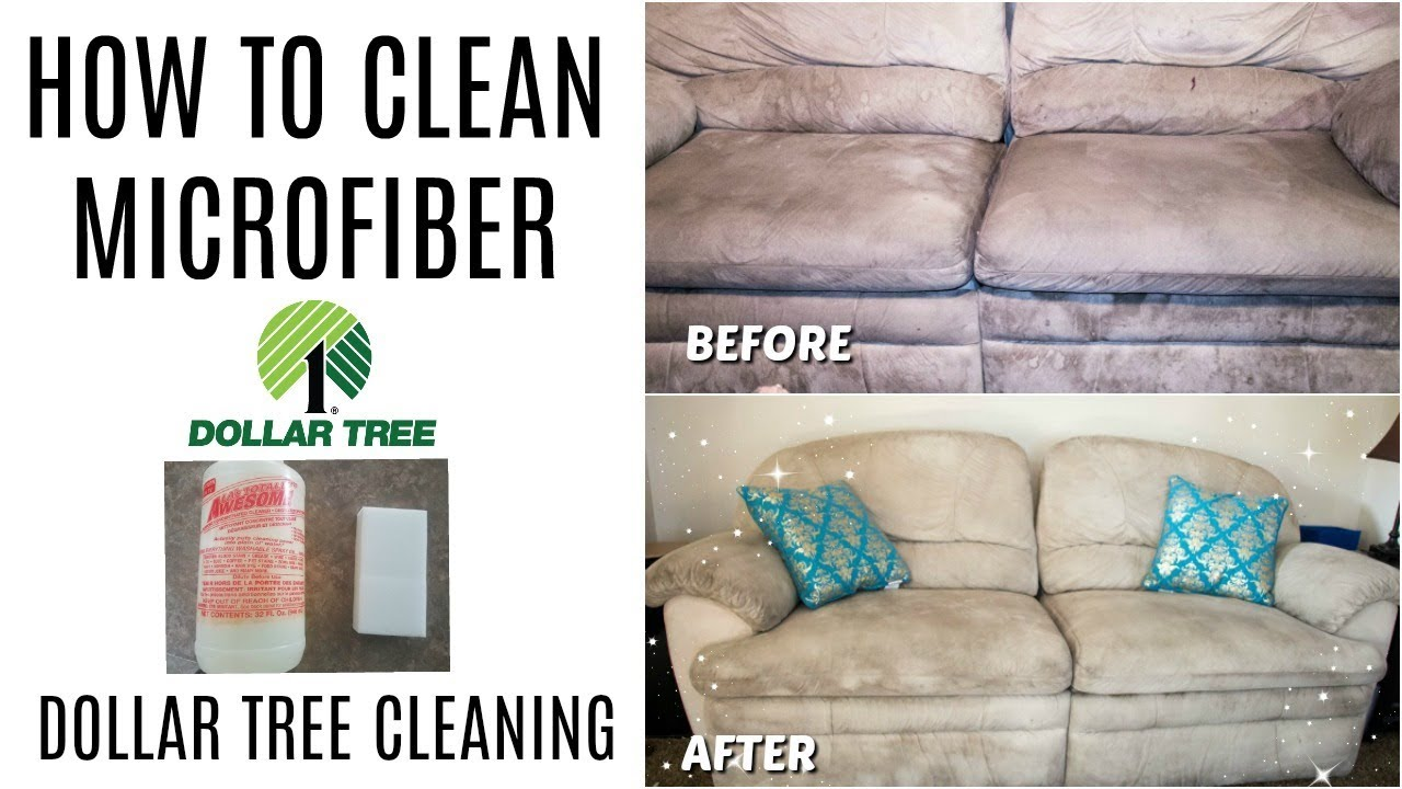 How To Clean Microfiber Dollar Tree Cleaning