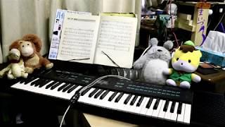 FM音源シンセサイザ YAMAHA DX-27 で、ELP(エマーソン・レイク アンド ...