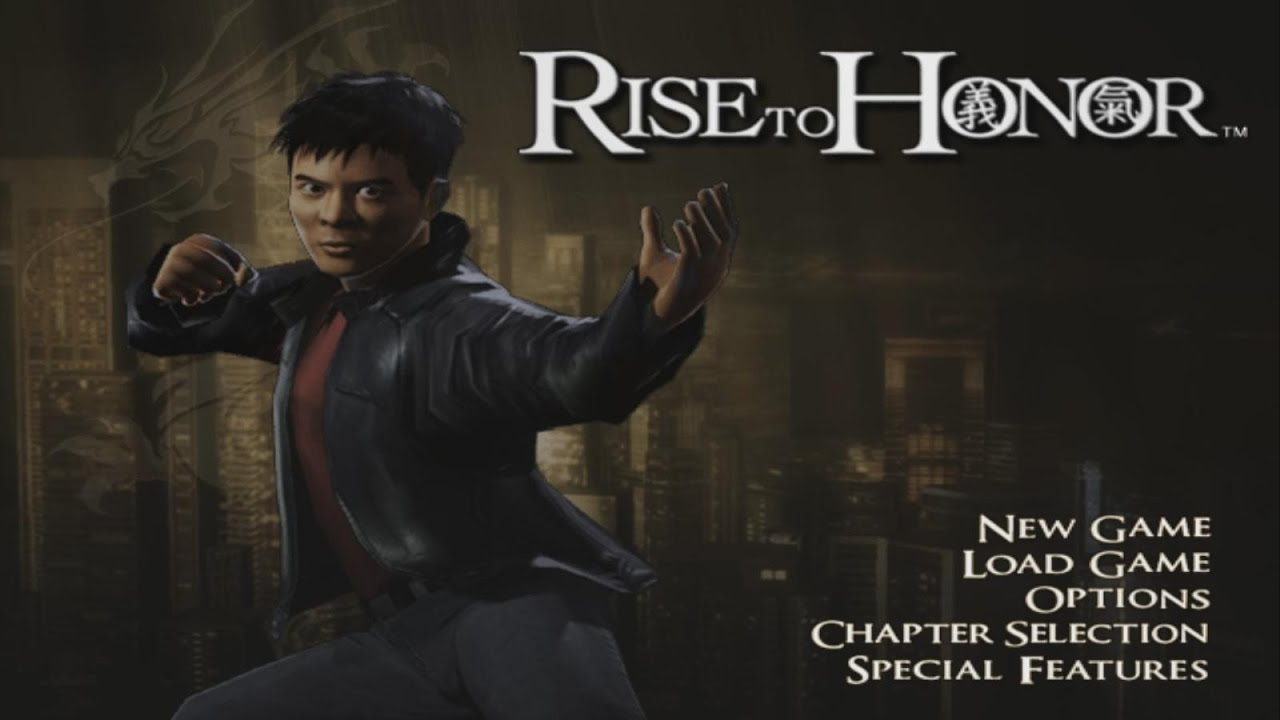 Jet Li: Rise to Honor   [Playthrough (no commentary)]