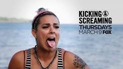 FOX Kicking & Screaming FIRST LOOK! ft. Natalie Casanova aka ZombiUnicorn