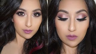 Rose Gold Valentine's Day Makeup Tutorial | BeautyyBird