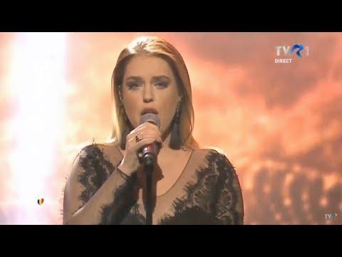 Xandra -Try | Semifinala Eurovision 2018 de la Craiova