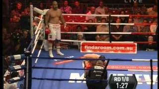Alex Leapai V Jason Barnett (USA)